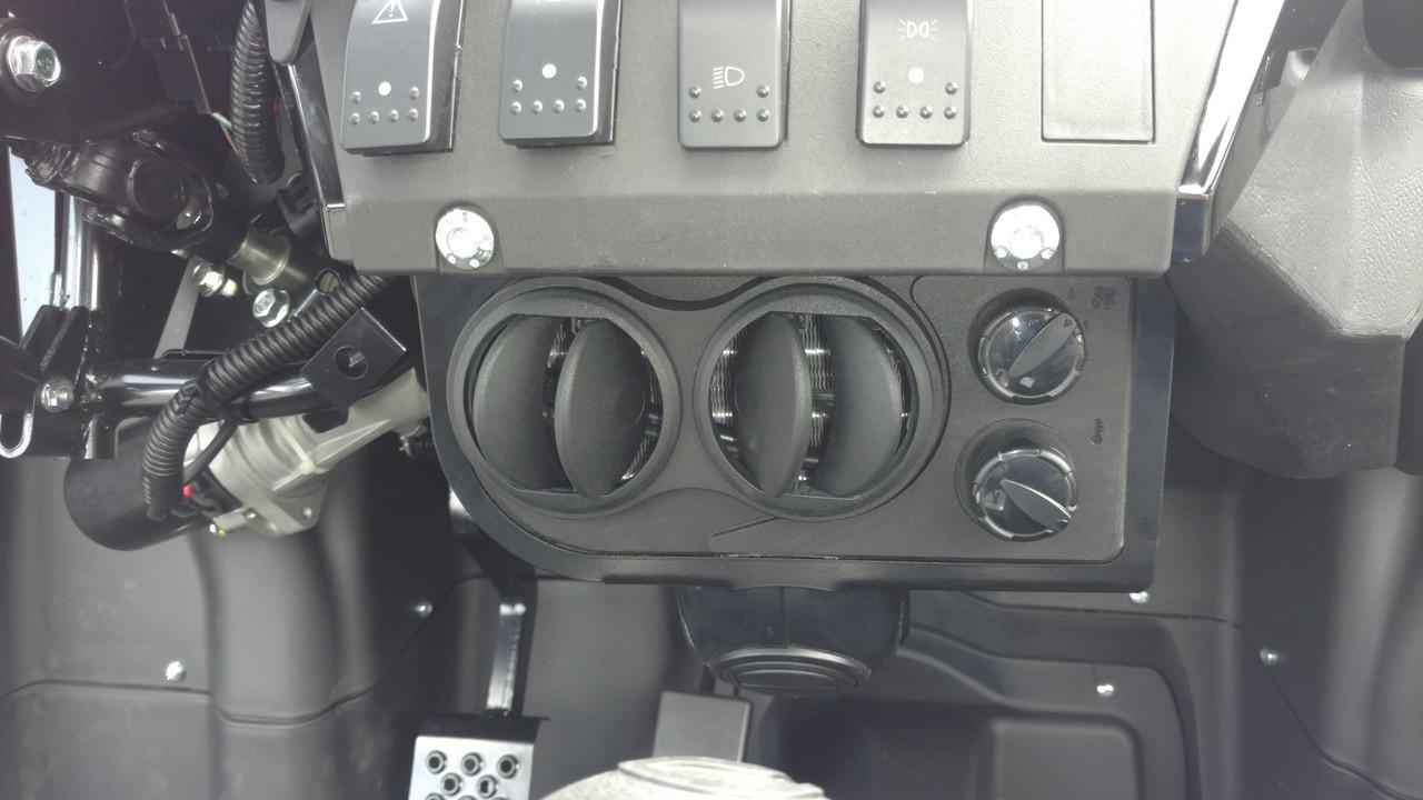 Ice Crusher Under Dash Cab Heater CFmoto ZForce 800