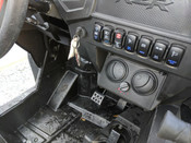 Ice Crusher UTV Cab Heater Polaris '19+ RZR XP1000 including Turbo and Ride Command)