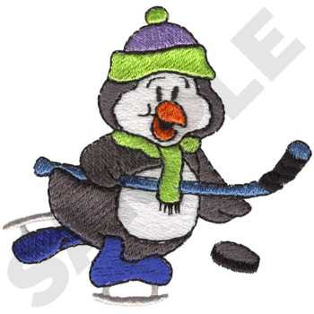Hockey Penquin