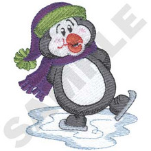 Skating Penguin (CH2248)