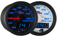 MaxTow Transmission Temperature Gauge