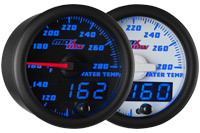 MaxTow Double Vision Coolant Temperature Gauge