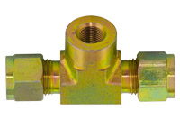 MaxTow 3/8 Transmission Line T-Fitting Adapter
