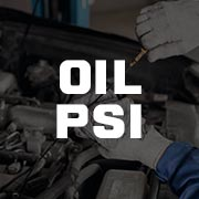 Oil Pressure PSI Gauges