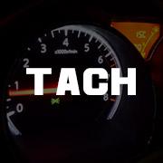 Tachometer Gauges
