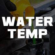 Water Coolant Temperature Gauges