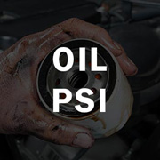 Oil Pressure PSI Gauges