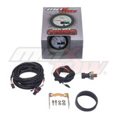 White & Green MaxTow 30 PSI Fuel Pressure Gauge Unboxed
