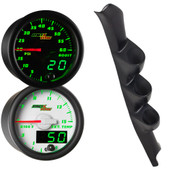 95-98 GMC Sierra C/K Full Size Truck MaxTow Custom Gauge Package