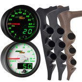 1992-1997 Ford F-150 F-250 F-350 Custom MaxTow Gauge Package