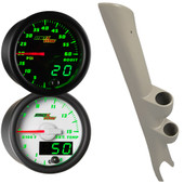 Full Size Dual Custom MaxTow Gauge Package