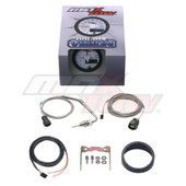 White & Blue MaxTow 1500 F Pyrometer Gauge Unboxed