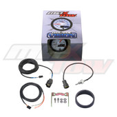 White & Blue MaxTow Oil Temperature Gauge Unboxed