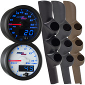 98-02 Dodge Ram Cummins Blue MaxTow Custom Gauge Package