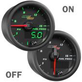 MaxTow 15 PSI Fuel Pressure Gauge On/Off