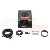 Black & Green MaxTow 15 PSI Fuel Pressure Gauge Unboxed