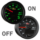 MaxTow Boost/Vac Gauge On/Off
