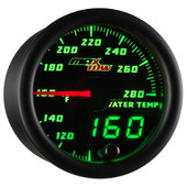 Black MaxTow Water Temperature Gauge