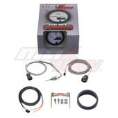 White & Green MaxTow 1500 F Pyrometer Gauge Unboxed