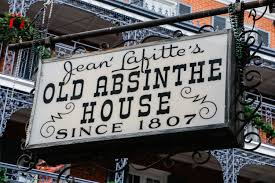 Old Absinthe House in New Orleans