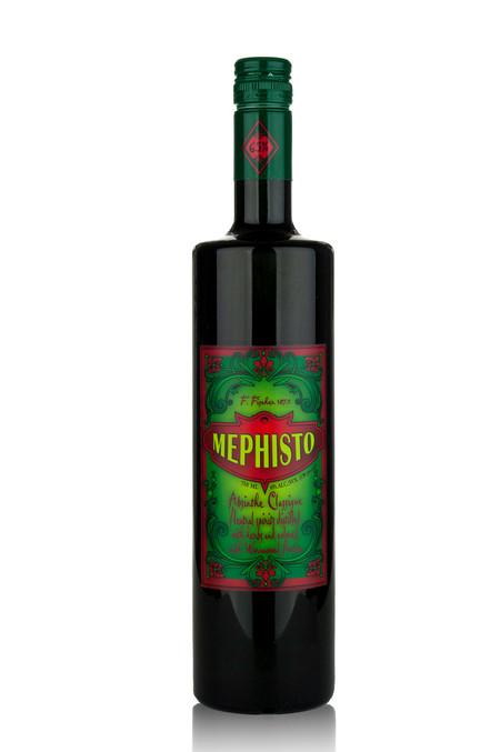 Mephisto Absinthe Classique, 750ML