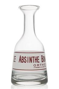 """Absinthe Bonnecaze"" French Bistro Carafe B-Stock"