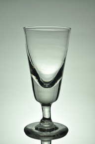 Antique Bistro Absinthe Glass