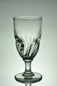 Antique Torsade Absinthe Glass 44419