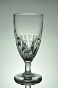 Antique Torsade Absinthe Glass 44417