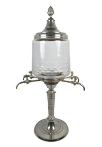 Antique Absinthe Fountain, Pineapple Style