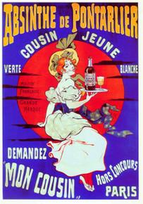 Absinthe de Pontarlier Poster 43049