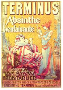 Absinthe Terminus Poster 43046