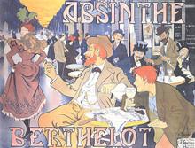 Absinthe Berthelot Poster 43045
