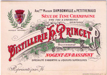 Distillerie Princet Business Card