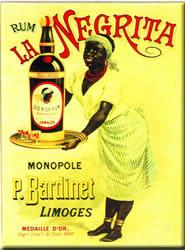 La Negrita Magnet