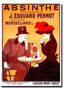 Absinthe Edouard Pernot Note Card