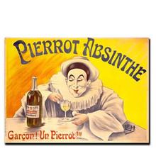 Pierrot Absinther Magnet