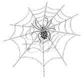 Ovrs2301 - Spider on Web - ON SALE!