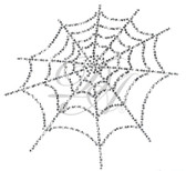 Ovrs3213 - Spider Web - ON SALE!