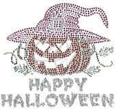 Ovrs5205 - Happy Halloween Pumpkin