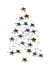 Ovk001 - Christmas Tree of Stars - ON SALE!