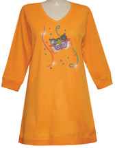 Style # 1114 - Orange w/ Design # Ovrs2044