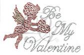 Ovrs4450 - Be My Valentine Cupid - ON SALE!