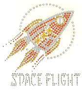 Ovrc1423 - Space Flight Rocket