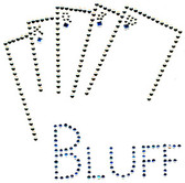 Ovrs470 - Bluff Cards - ON SALE!