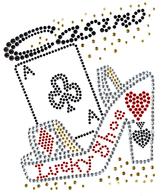 Ovrs1774 - Casino Lucky Shoe