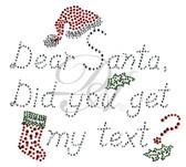 Ovrs5271 -  Dear Santa, Did You Get My Text?