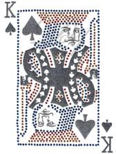 Ovskg24 - King Card with Foil - ON SALE!