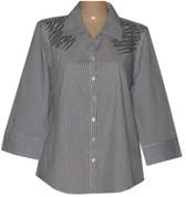 Style # 2003 - Black / White w/ Design # Ovrs1322 (2 pieces) - Option B