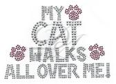 Ovrs1239 - My Cat Walks All Over Me